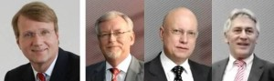 Pofalla und die Sts-im-DB-AR-Scheurle-CSU-Beus-CDU-Heitzer-FDP